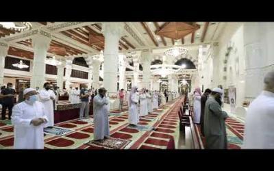 Embedded thumbnail for وعدنا للمساجد يارفاق ..