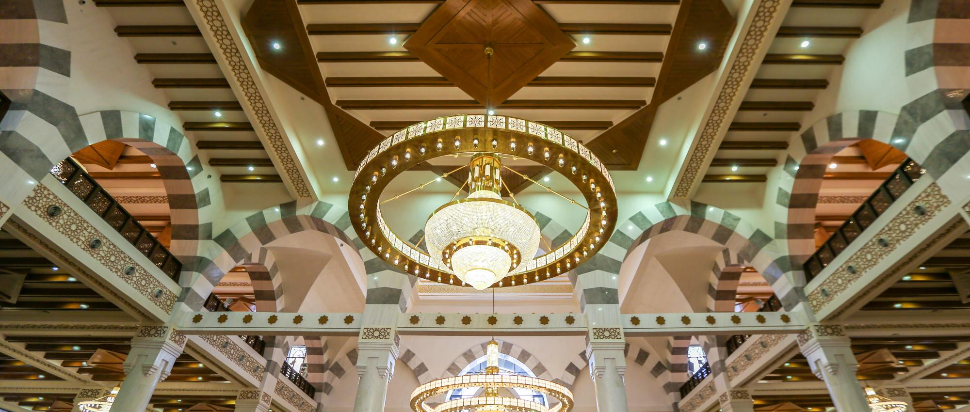 جامع عائشة الراجحي بمكة المكرمة